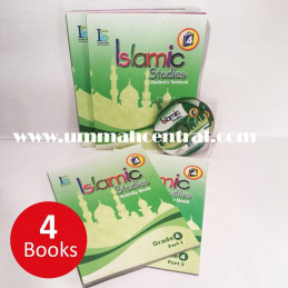 Islamic Studies Grade 4 Ages 9-10 Set Text and Activity Books