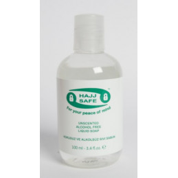 Hajj and Umrah - Unscented Liquid Soap