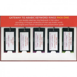 GATEWAY TO ARABIC KEYWORD RINGS PACK TWO