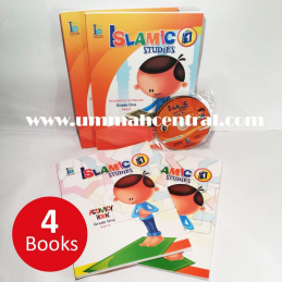Islamic Studies Grade 1 Ages 5-7 Set Text and Activity Books