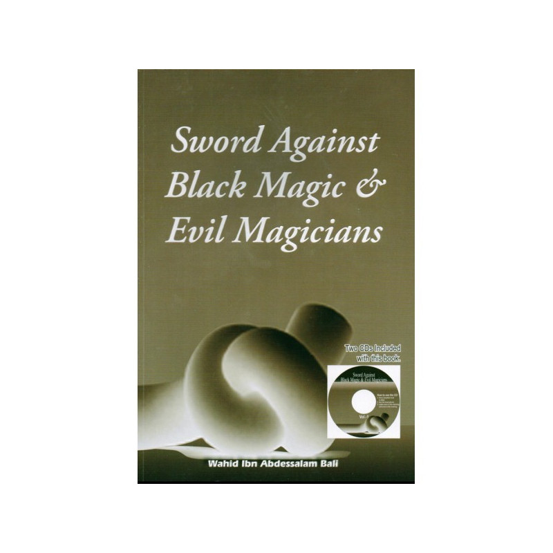 Sword Against Black Magic and Evil Magicians Revised Edition CD