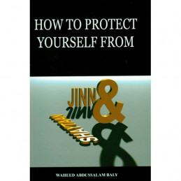 How to protect yourself From Jinn and Shaytaan with bonus CDs