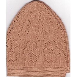 kufi hat knitted Caps Rusty...