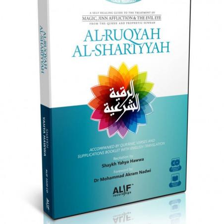Al Ruqyah Al Shariyyah CD set Recitation by Yahya Hawwa