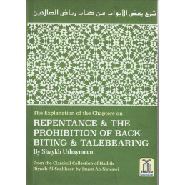 Repentance and the...