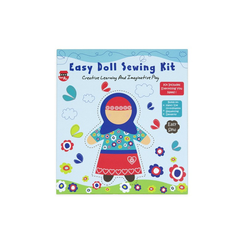Easy Doll Sewing Kit by SmartArk