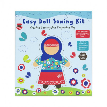 Easy Doll Sewing Kit