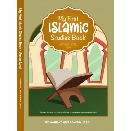 My First Islamic Studies Book Junior Level