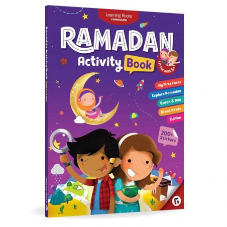 Ramadan Activity Book Little Kids Version Ages 5 Above