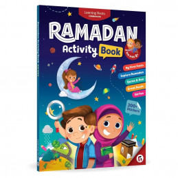 Ramadan Activity Book Big Kids