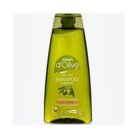 Olive oil Repairing Care Shampoo 400ml PARABEN Free