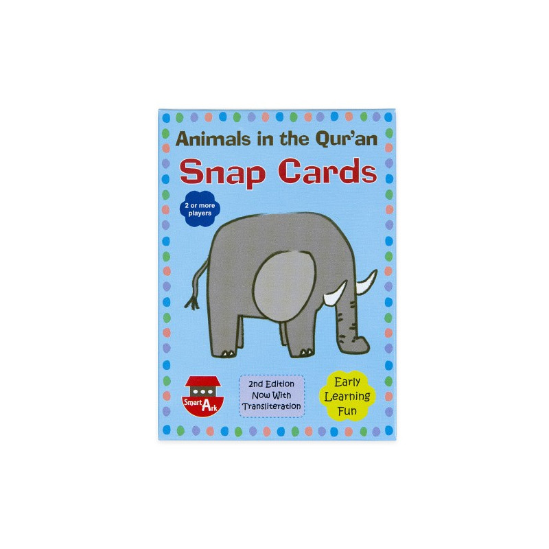 Animals In The Quran Snap Card