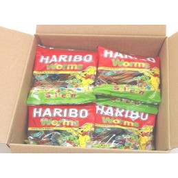 Haribo Halal Sweets Worms...