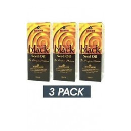 Iman Blackseed Oil Pack Of...
