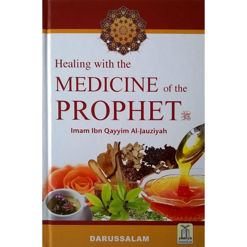 Healing With the Medicine of the Prophet New Colour Book