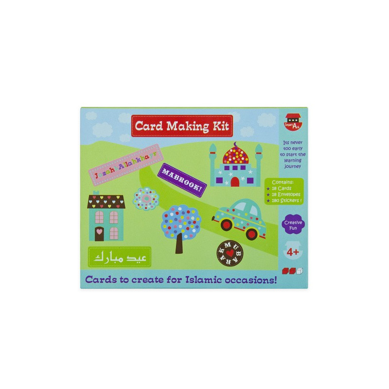 Islamic Occasions Card Making Creating Kit by SmartArk