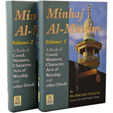 Minhaj al Muslim Two Volume Full Set