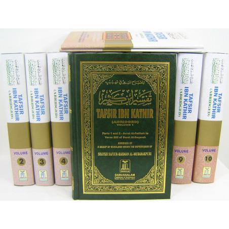 Tafsir Ibn Kathir Ten Volume Full Set