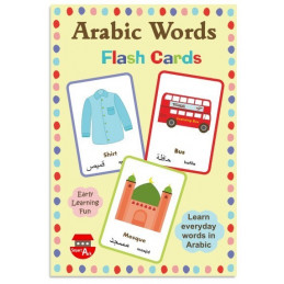 Arabic Words Flash Cards by Smark Ark