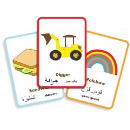 Arabic Words Flash Cards by Smark Ark