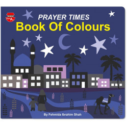 Prayer Times Book Of Colours by SmartArk