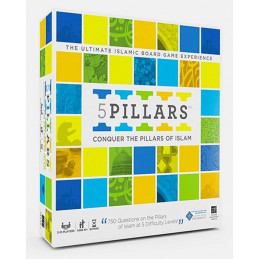 Five 5 Pillars The Ultimate Islamic Board Game