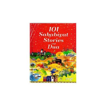 101 Sahabiyat Stories and Dua by Goodwords Khalid Perwez