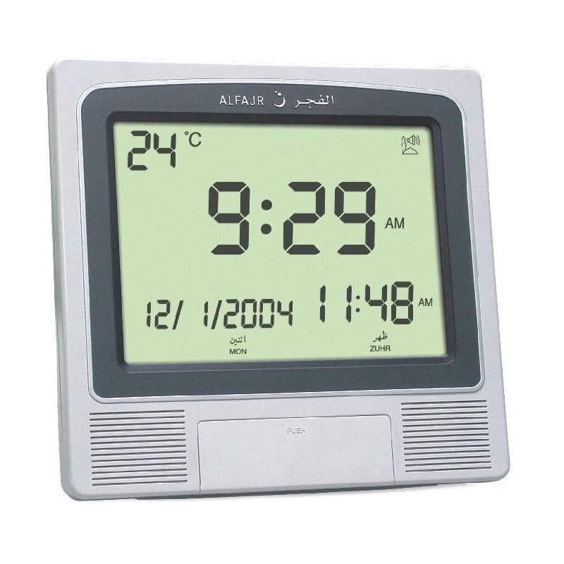 Al Fajr Azaan Athan Clock CW05