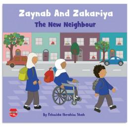 Zaynab And Zakariya The New Neighbour by Smart Ark