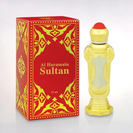 Sultan Arabian Perfume Oil Attar Al Haramain New
