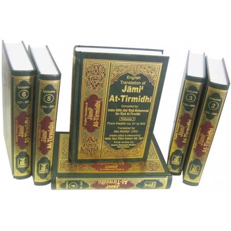 Jami At Tirmidhi 6 Volume Set