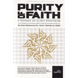 Purity of Faith Imam MuHammad ibn Abdul Wahhab