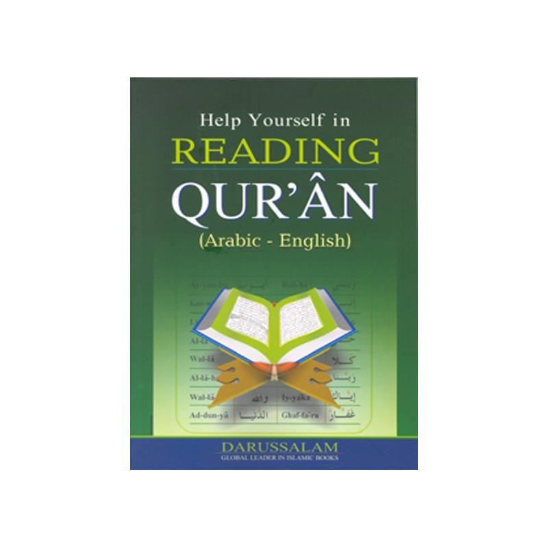 Help yourself in Reading Quran Arabic English