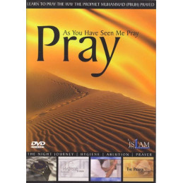 Pray as you see me DVD