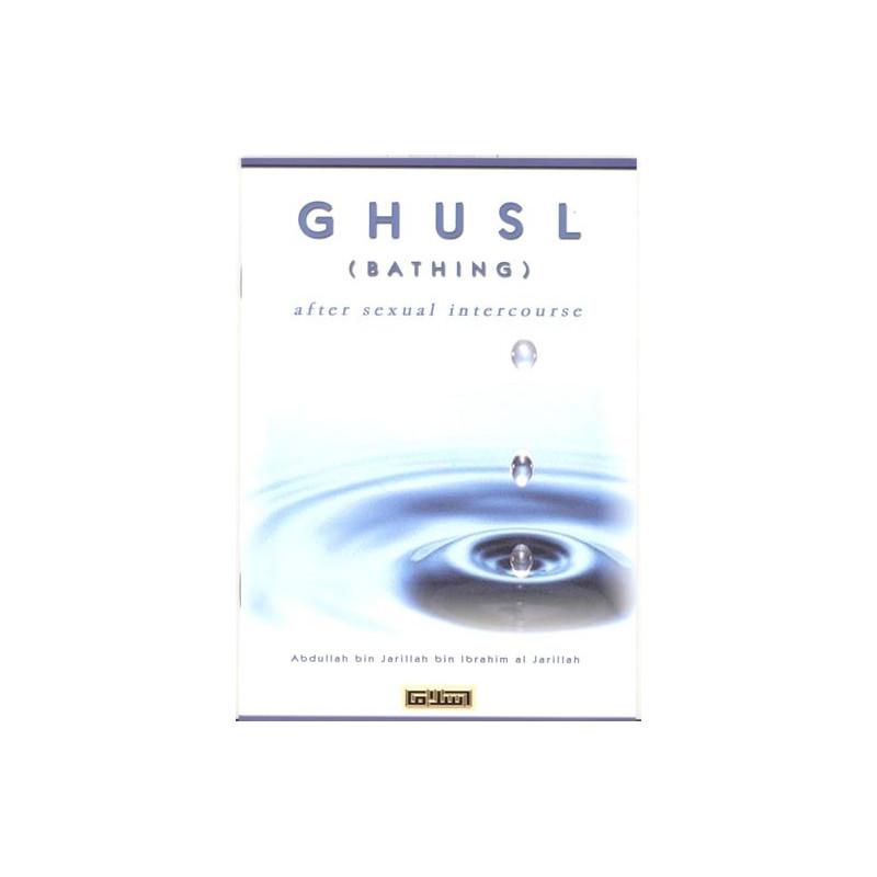 Ghusl bathing