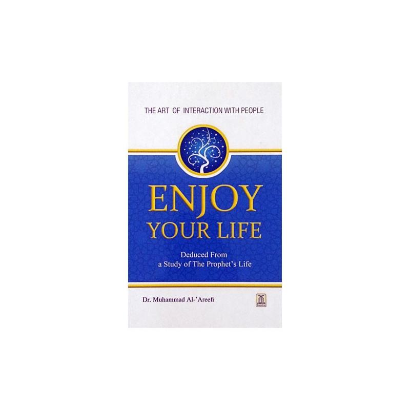 Enjoy Your life By Dr Muhammed Al Arifi Colour