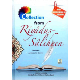 Collection from Riyadus Saliheen by Al Imam an Nawawi