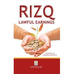Rizq Lawful Earnings
