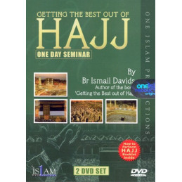 Getting the Best out of Hajj (DVD)