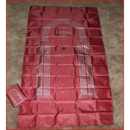 Salmane Traveling Pocket Prayer Mat