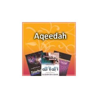 Creed aqeedah Faith English Islamic books