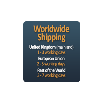 Worldwide Shipping UK, USA, Europe