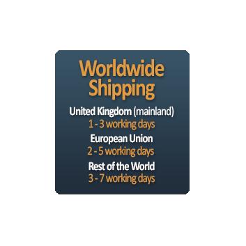 Worldwide Shipping UK, USA, Europe